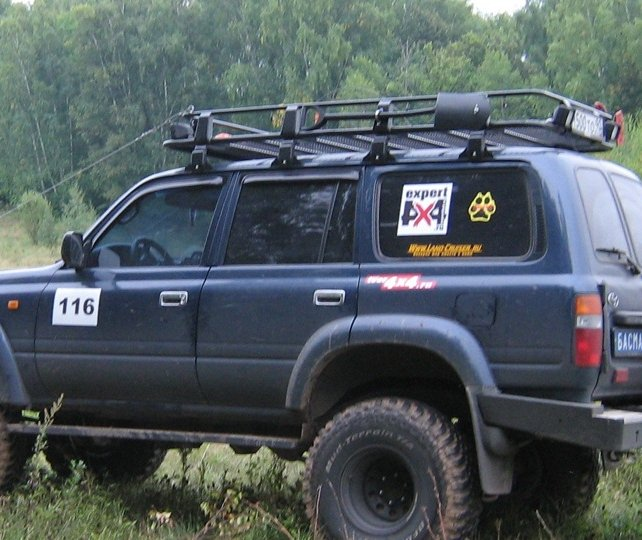 Бортжурнал Toyota Land Cruiser