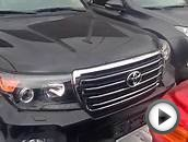 Купить Toyota Land Cruiser 200 2014 4.5 дизель brownstone