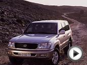 Тест-драйв видео Toyota Land Cruiser 100 (Тойота Ленд